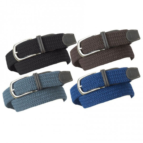 Ovation® Deluxe Braided Stretch Belt