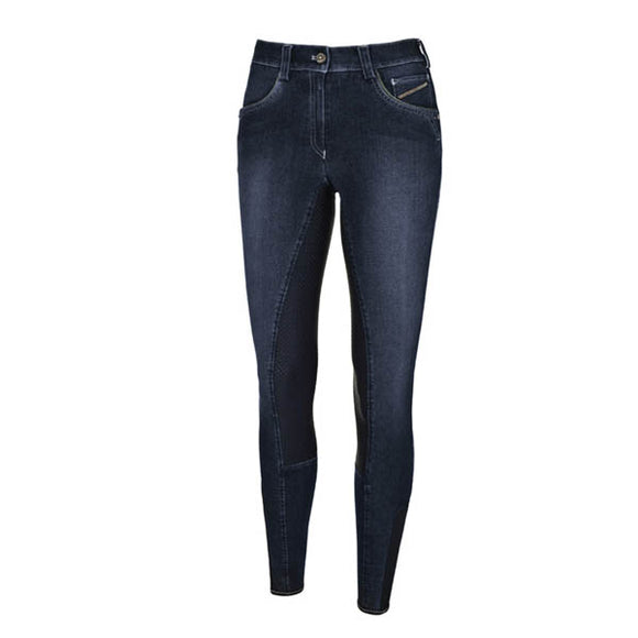 Pikeur Darjeen Grip Denim Jean Breeches