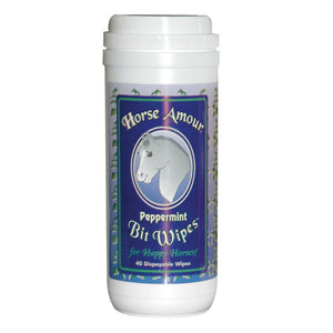 Horse Amour Bit Wipes