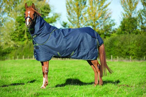 Amigo® Bravo 1200D Pony Plus Medium Turnout, 250gm