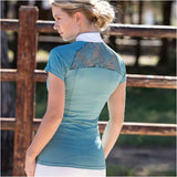 Horseware® Sara Competition Shirt, Tourmaline