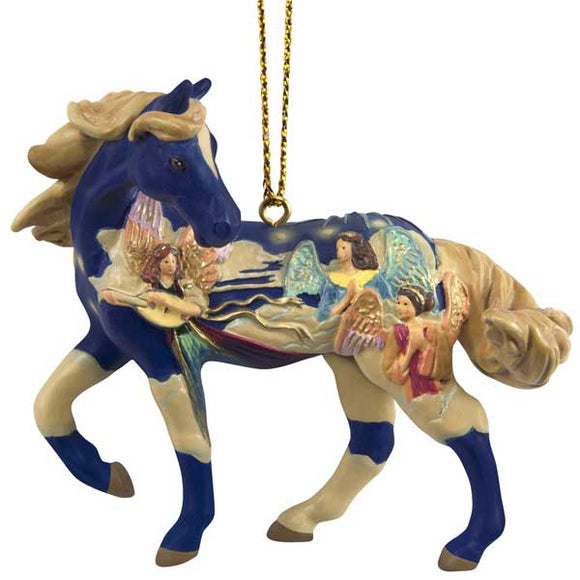 Painted Ponies, Angles on High Ornament - II-PP4058163