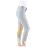 R.J. Classics Gulf Low Rise Breech, Dove Grey