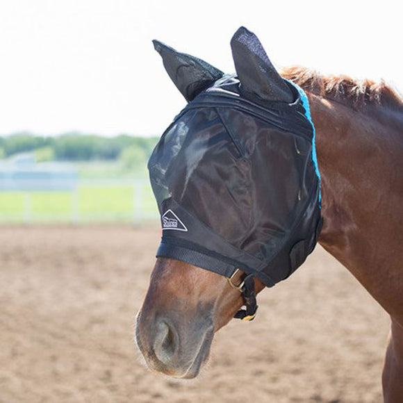 Fine Mesh Fly Mask with Ears