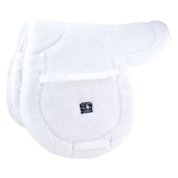 SuperQuilt High Profile Pessoa Close Contact Pad with Lift Back