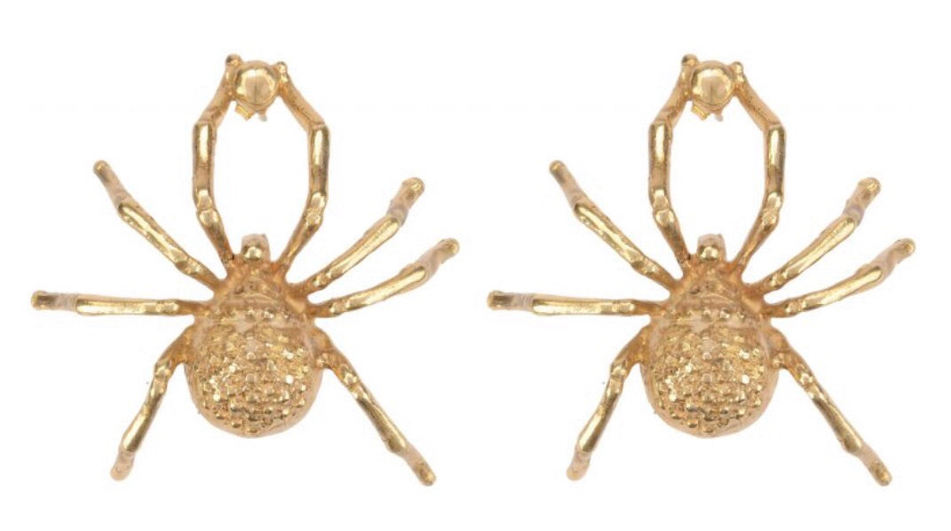 Not Itsy Bitsy Spider Earrings