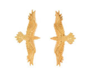Natia x Lako 24kt Gold Eagles