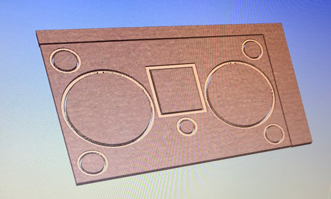 Holt Hill Audio CNC Router Prototyping Design