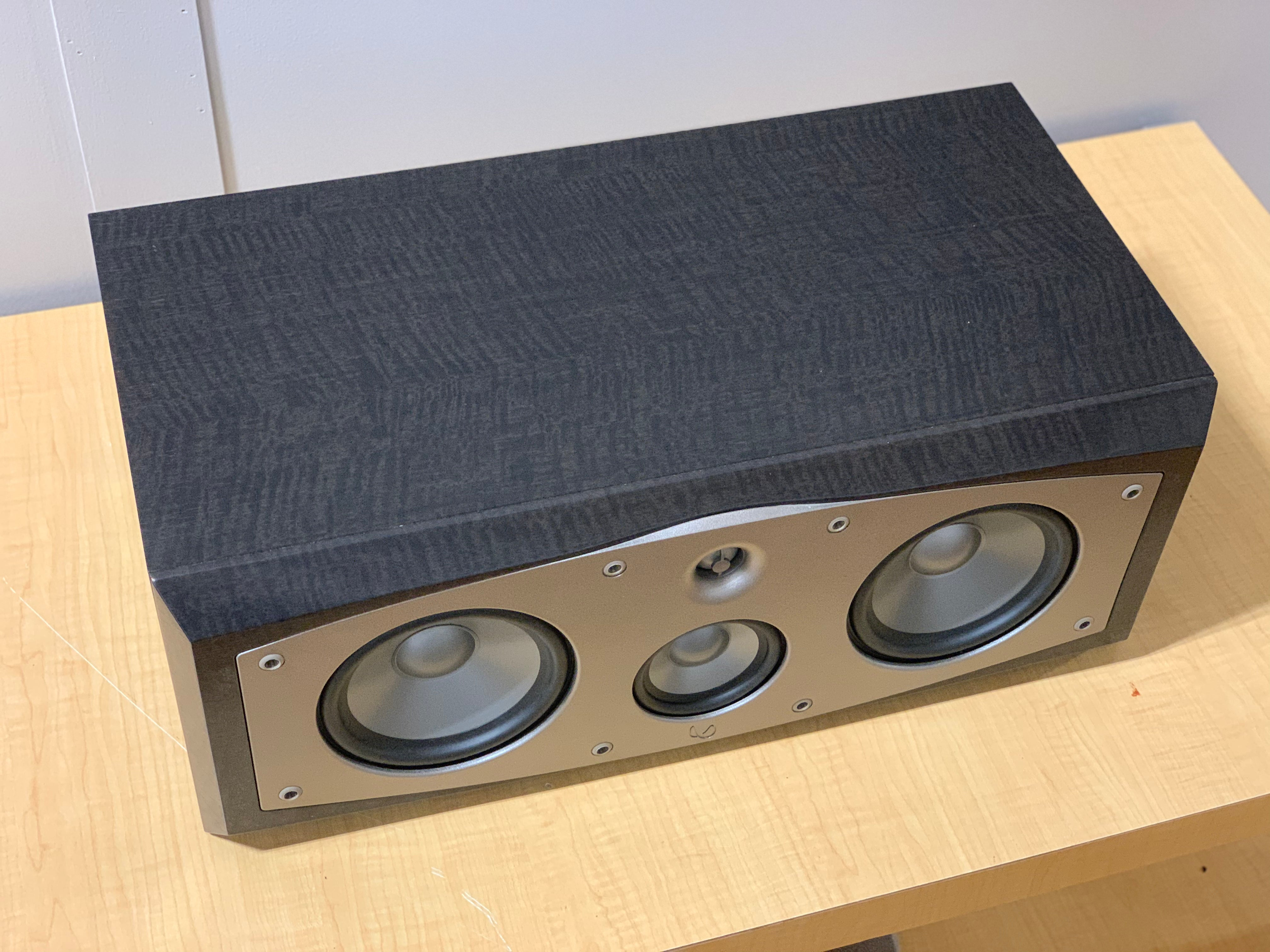 SOLD: Infinity Interlude IL36c Center Channel Speaker