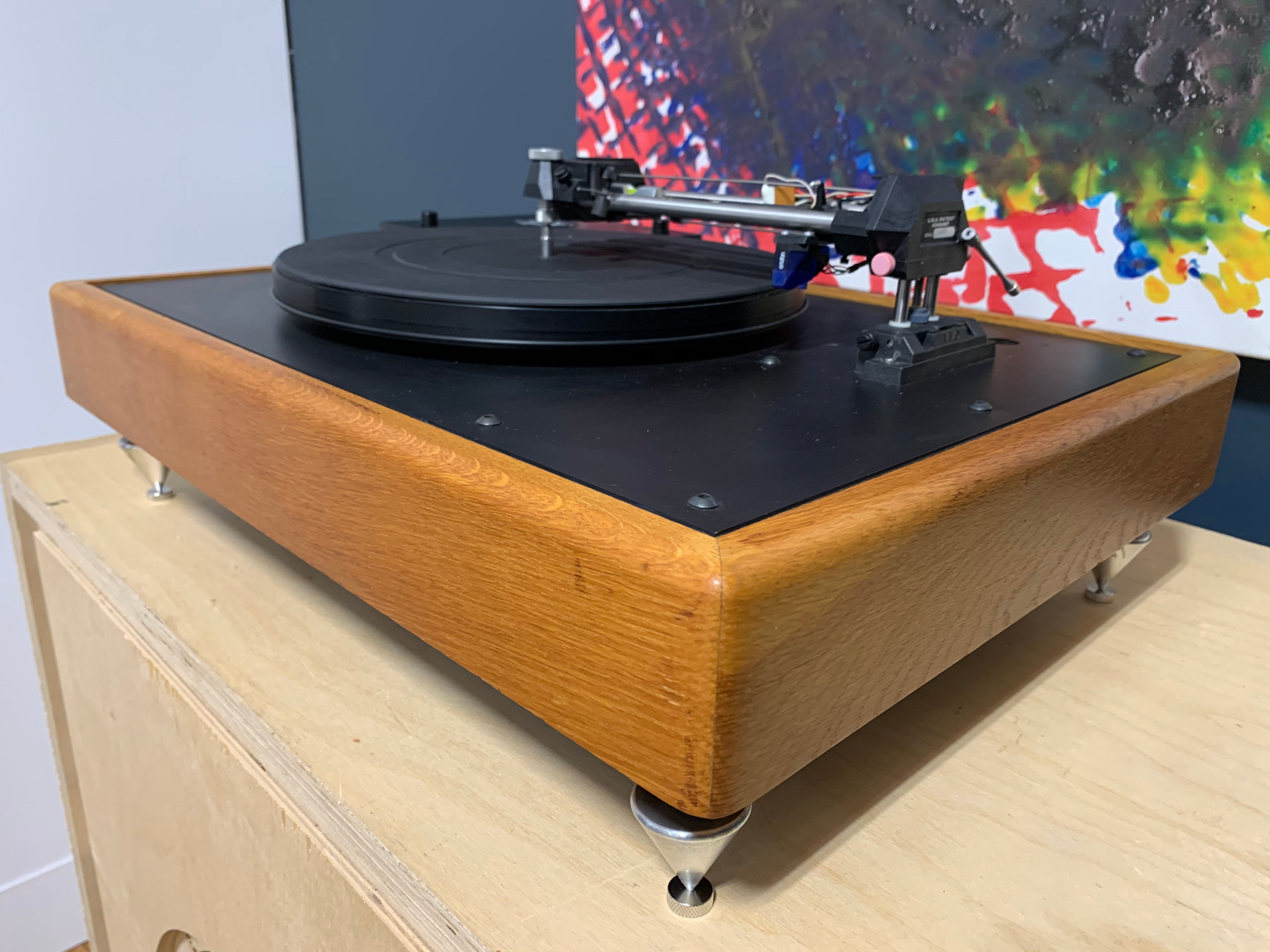 VPI HW-19 Turntable, An Extraordinary Setup!