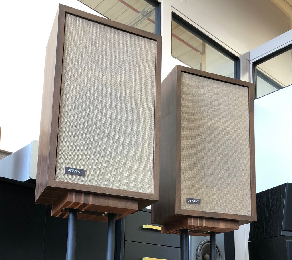 advent one speakers restored
