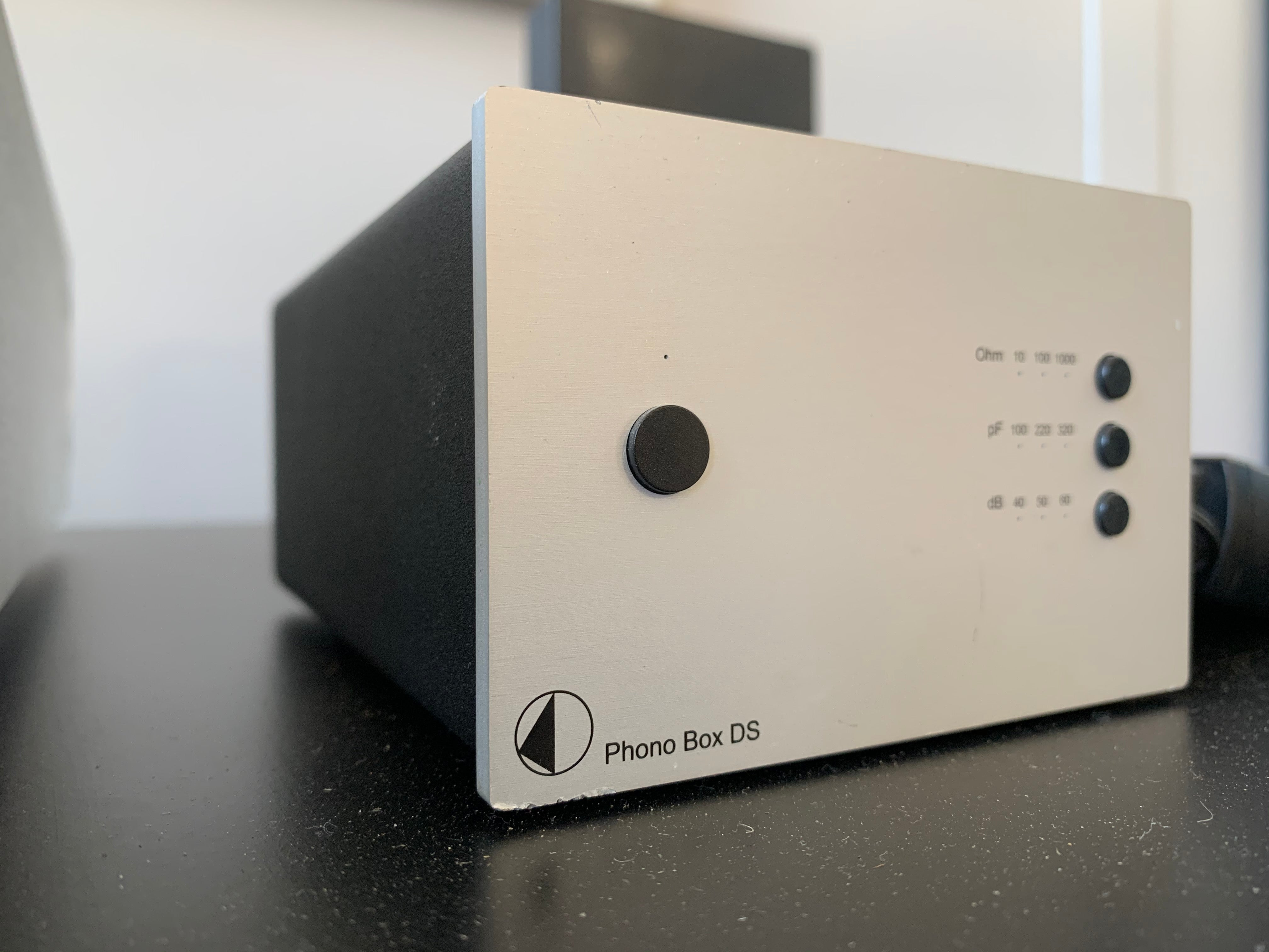 SOLD: Pro-Ject Phono Box DS, Phono Preamp