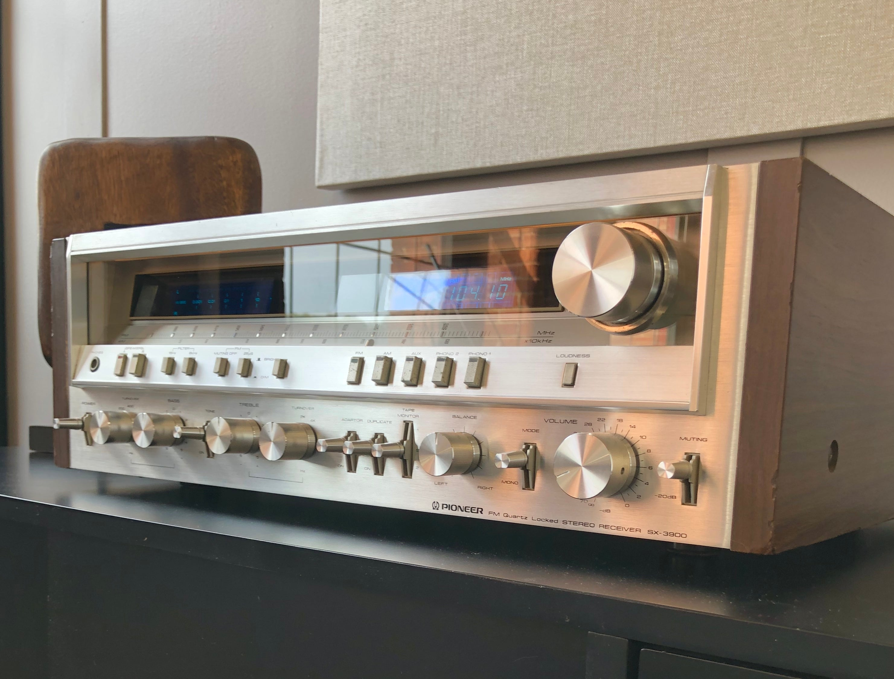 Pioneer SX-3900 Monster Receiver!