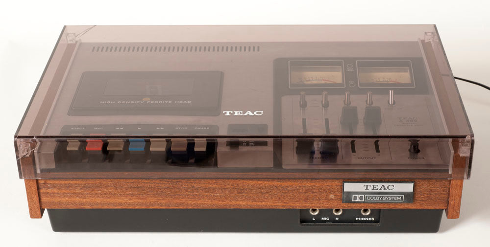 TEAC 360S Stereo Recording Cassette Deck