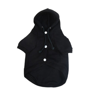 Classic Button Up Hoodie