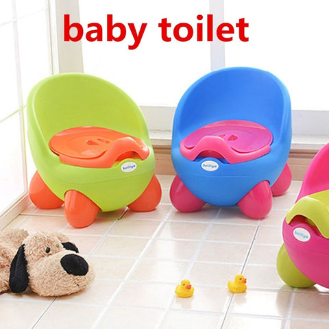 Toddler Easy Cleaning Potty Toilet Training Seat EGG POTTY
