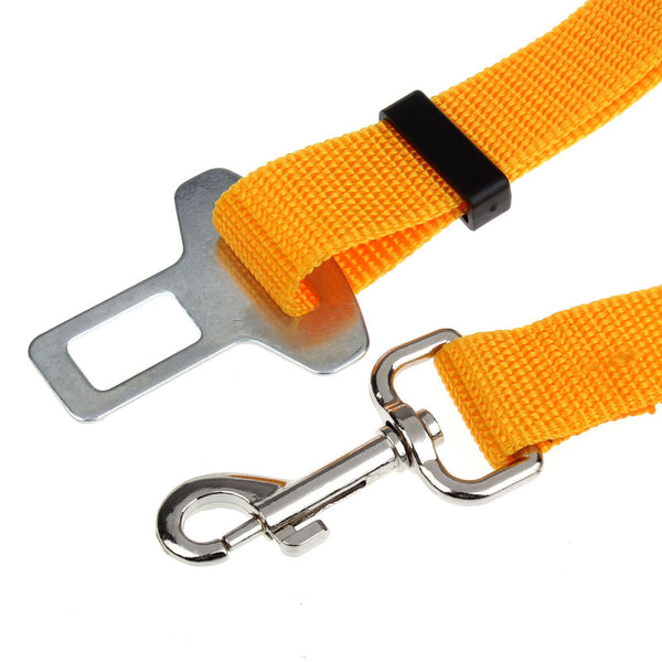 Vehicle Car Seat Belt Lead Clip Pet Cat Dog Safety