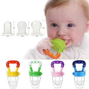 Baby Food Feeder Baby Fruit Teething Toy nipple