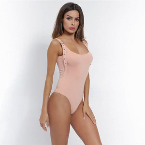 Buckle Bodysuit
