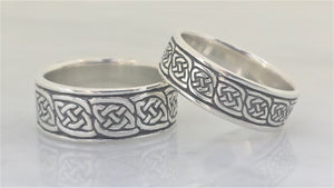 Daonnan in Sterling Silver