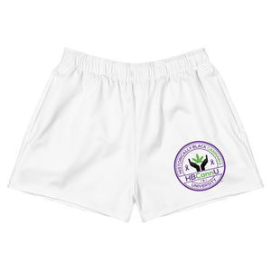 HBCannU Lupus Awareness Shorts (Women)