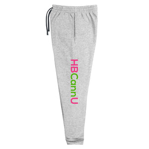 HBCannU Breast Cancer Awareness Joggers