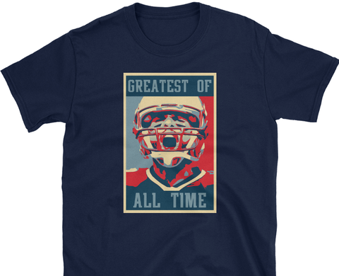 Great of all Time Tee Shirt