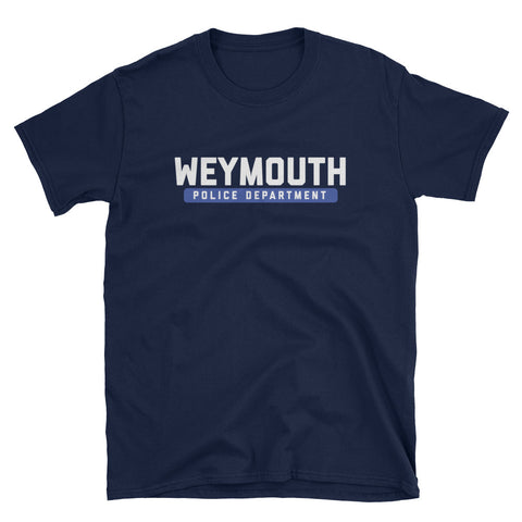 Weymouth PD Tee Shirt
