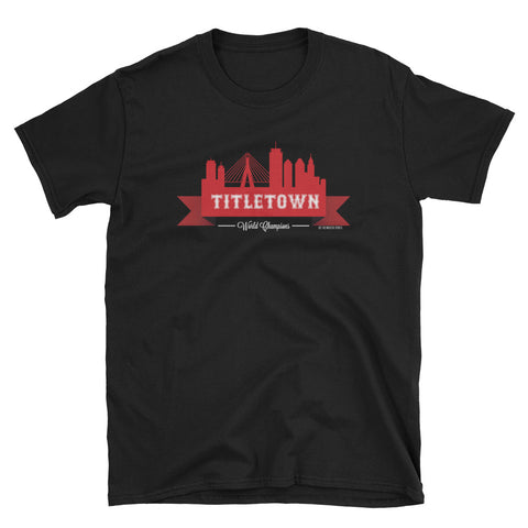 Boston TitleTown Tee Shirt
