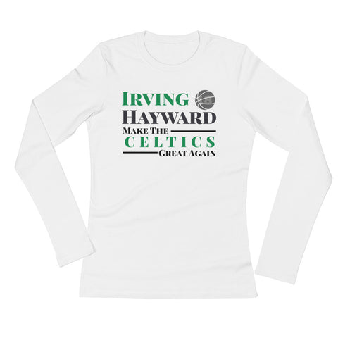 Irving Hayward Ladies' Long Sleeve T-Shirt
