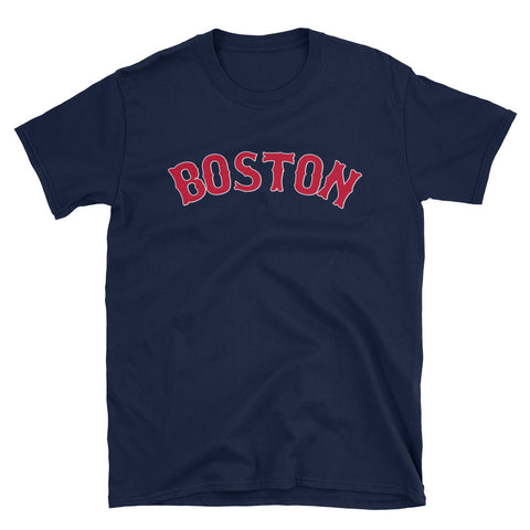 Boston Baseball Tee Shirt