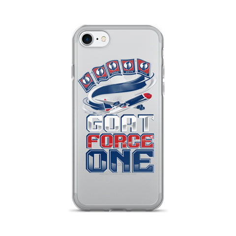 GOAT FORCE ONE - iPhone 7/7 Plus Case