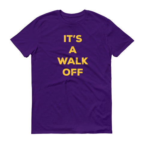 It's A Walk-Off Vikings Comeback T-Shirt