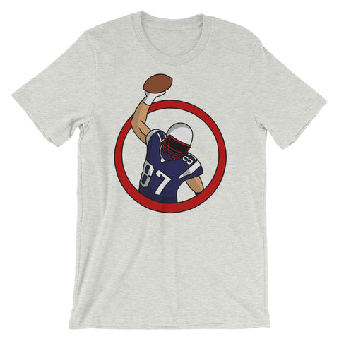 Gronk Spike Unisex short sleeve t-shirt