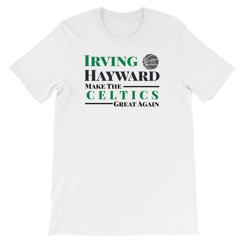 Irving Hayward Make The Celts Great Again Tee Shirt