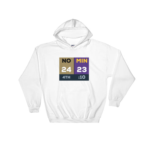 Vikings Comeback Hooded Sweatshirt (Two-Sided)