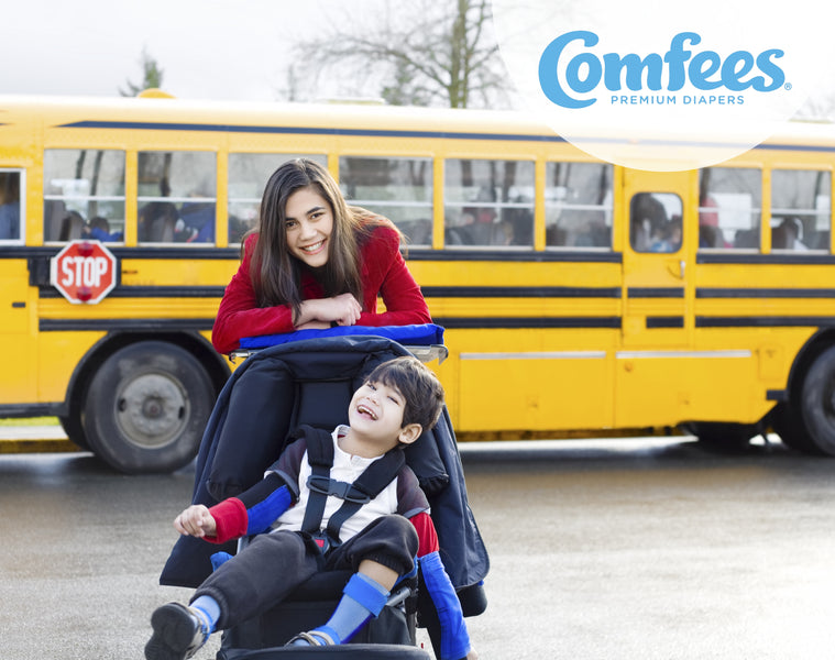 Preparing Your Child with a Disability for School