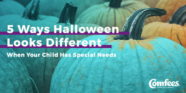 5 Ways Halloween Looks Different When Your Child Has Special Needs