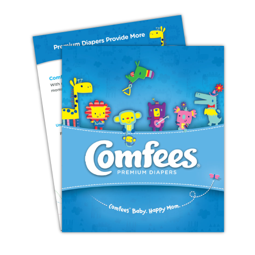 Comfees Sales Aid