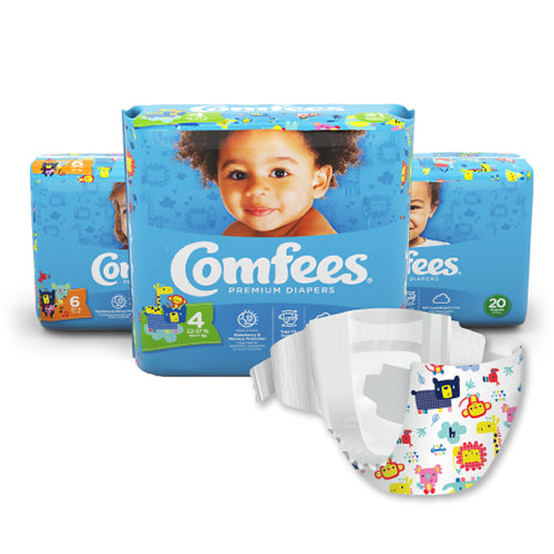 Comfees Premium Diapers
