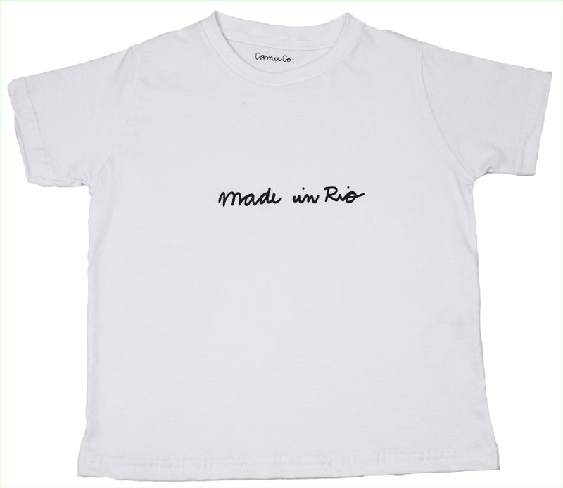Made in Rio Tee