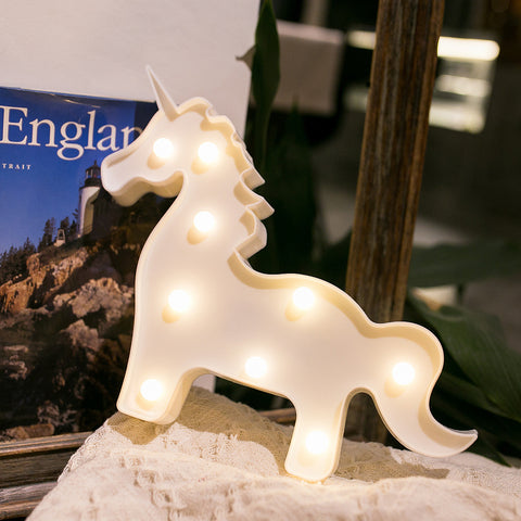 Unicorn Decorative Night Light
