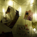 Photo Display LED Clip String Light