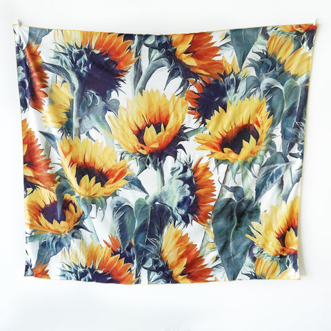 Sunflower Wall Hanging Tapestry