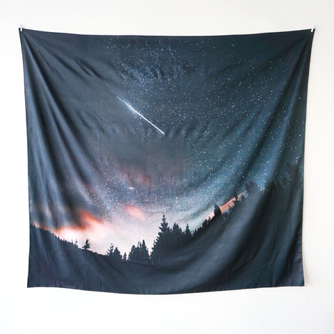 Shooting Star Wall Hanging Tapestry