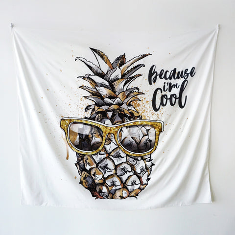Im Cool Wall Hanging Tapestry