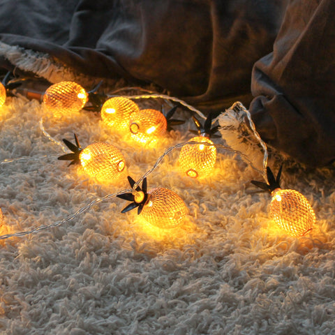Pineapple LED String Light