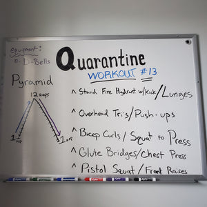 Quarantine fit #13 for Sunday,  Monday & Tuesday April 19th, 20th. 21st 2020