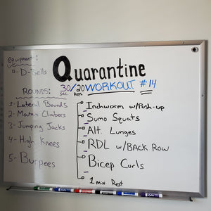Quarantine fit #14 for Wednesday & Thursday April 22nd/23rd 2020