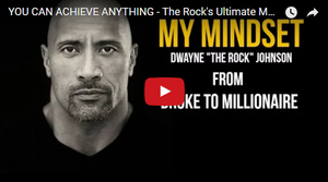 Monday Motivation Video - Dwayne Johnson